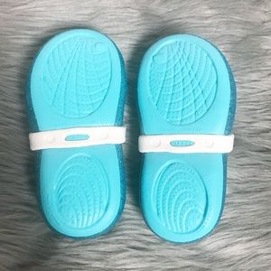 CROCS Shoes - Disney Crocs Frozen Keely Flat Glitter Shoes  6